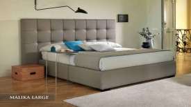 Malika Large The Night Collection Bed