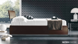Nicole Wood The Night Collection Bed